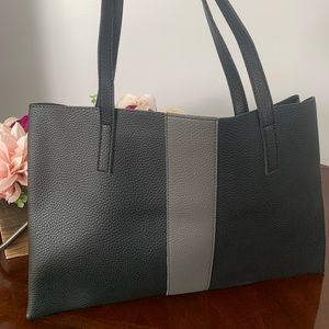 Vince Camuto Black Tote